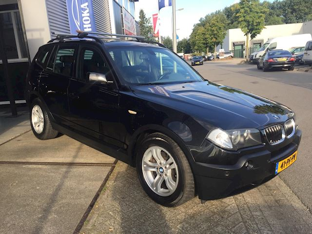 BMW X3 3.0d Executive Airco/Leer