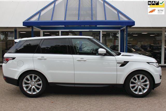 Land Rover Range Rover Sport 3.0 TDV6 SE 3.0 TDV6 zeer netjes, Panoramadak, stuurverwarming, etc.