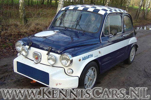 Abarth 1971  600 occasion - KennisCars.nl