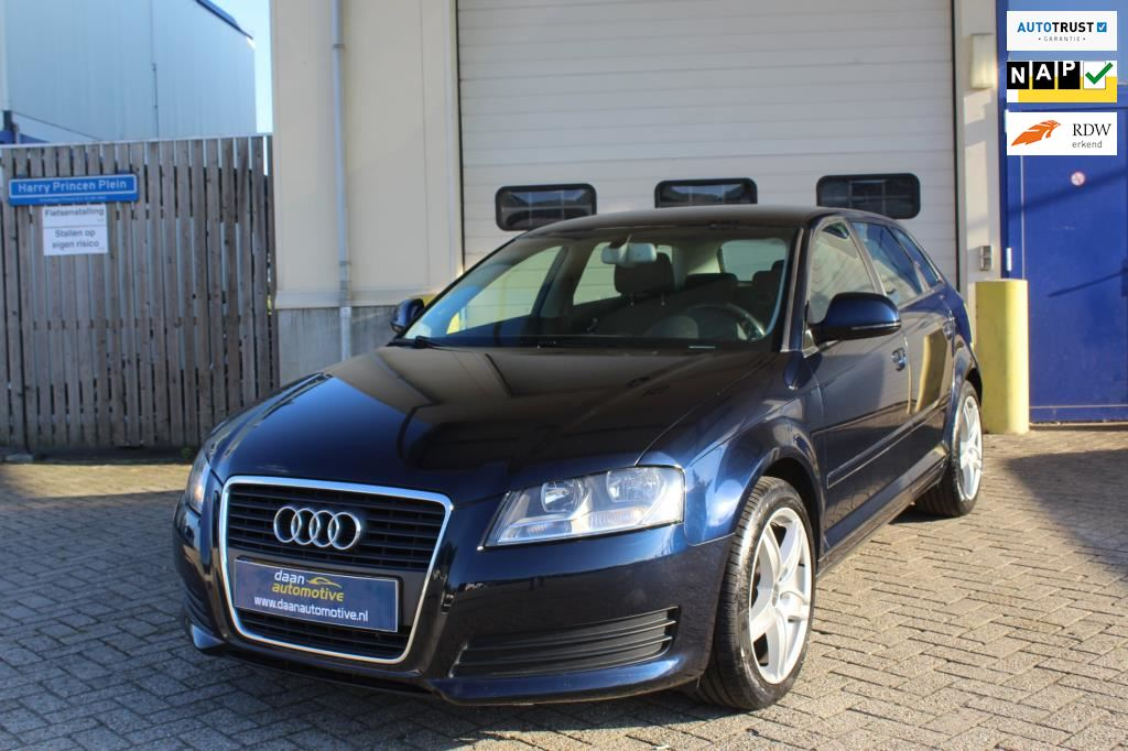 Audi A3 Sportback occasion - DAAN Automotive