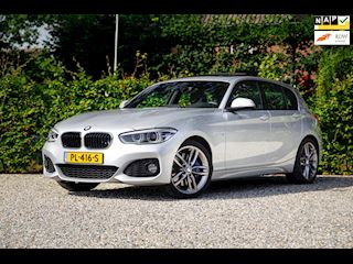 BMW 1 serie occasion - Knippels Trading