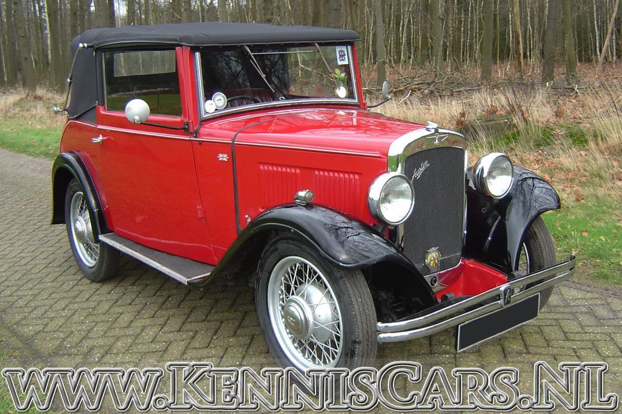 Austin 1933 Ten Flewitt DHC occasion - KennisCars.nl