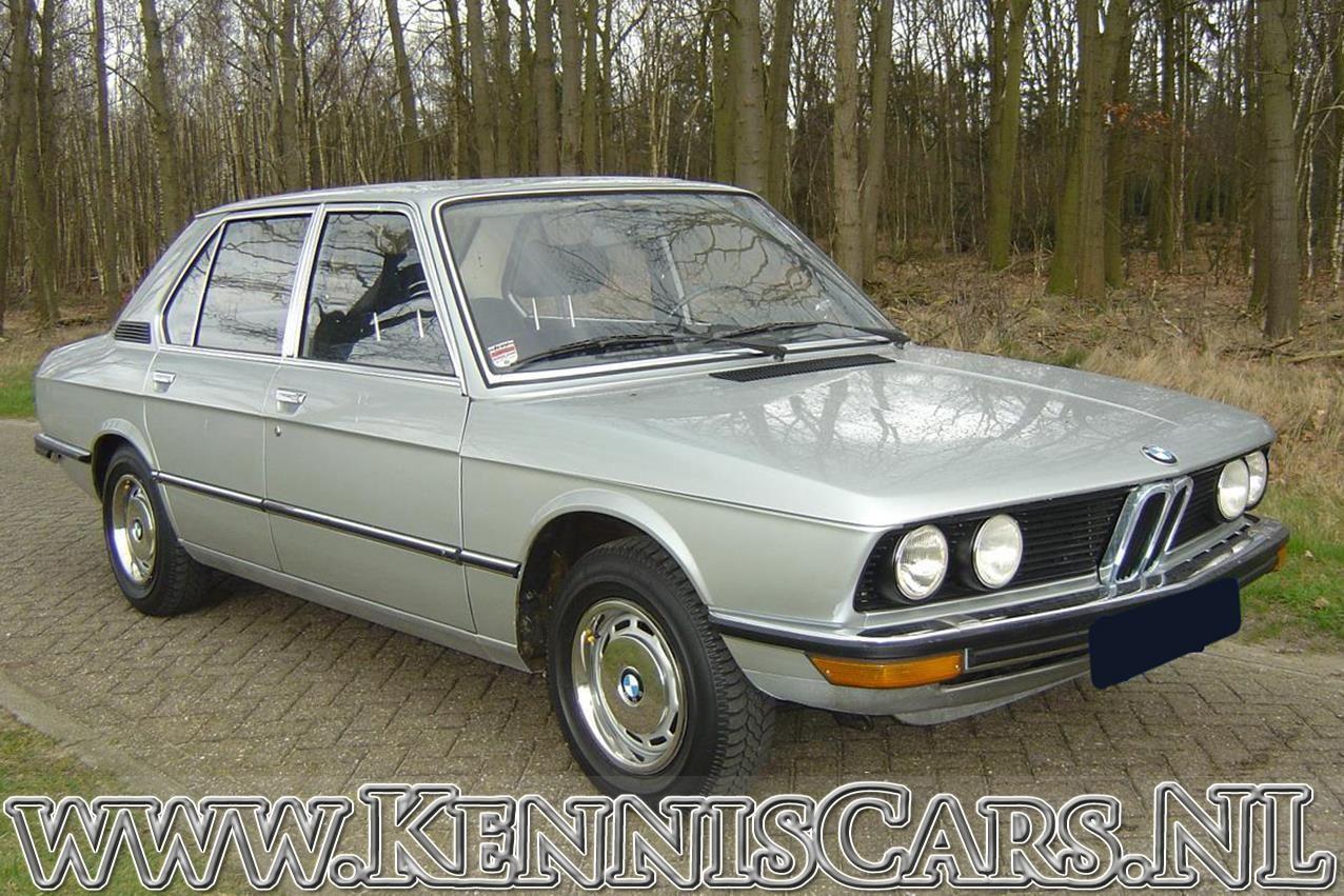 BMW 1975  520 occasion - KennisCars.nl