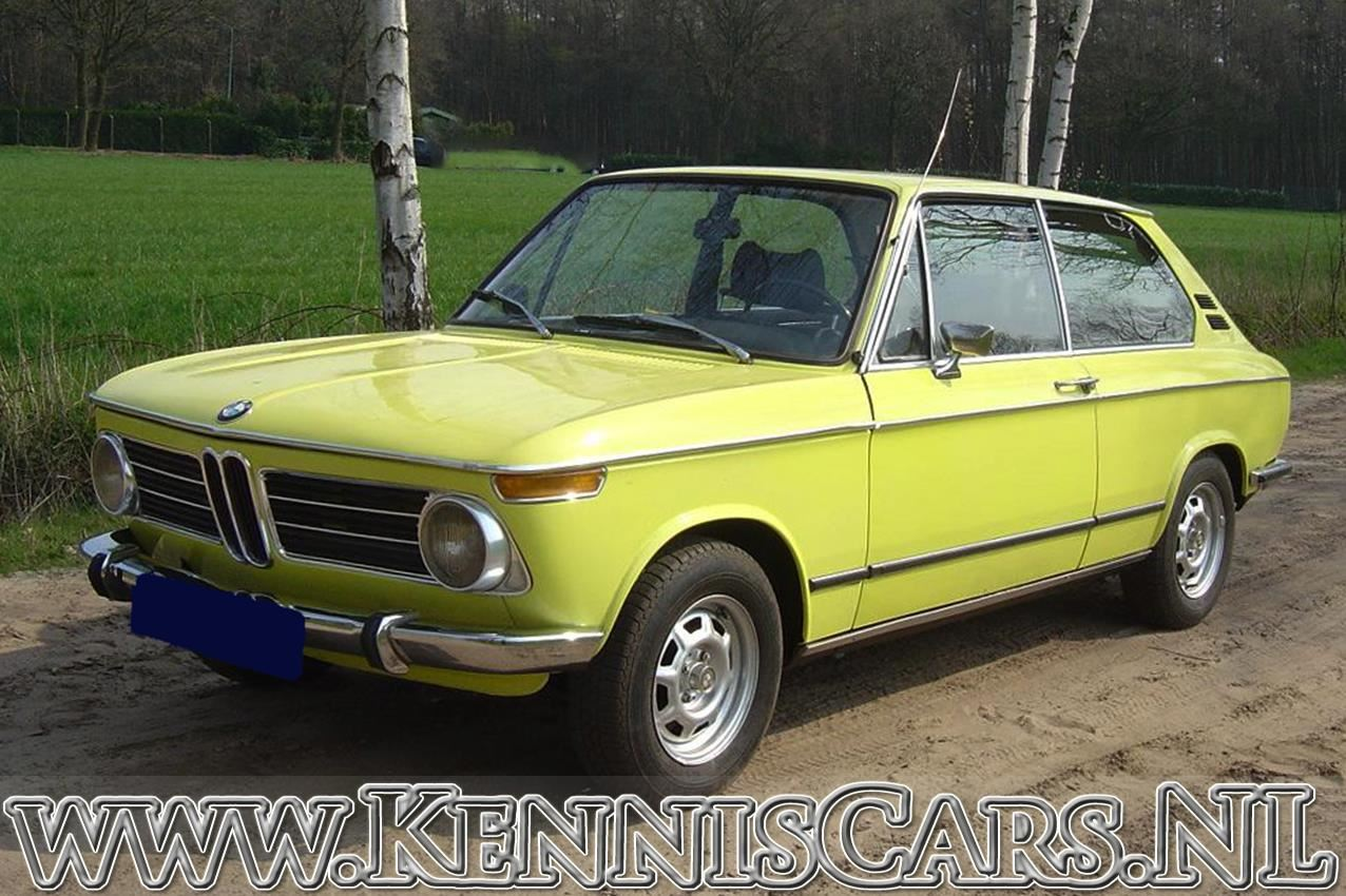 BMW 1973  2002 Touring occasion - KennisCars.nl
