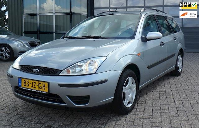 Ford Focus Wagon 1.6-16V Cool Edition  AIRCO  VOL JAAR APK