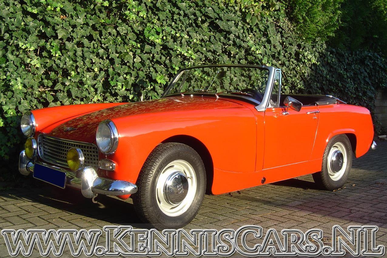 Austin Healey 1968 Sprite occasion - KennisCars.nl