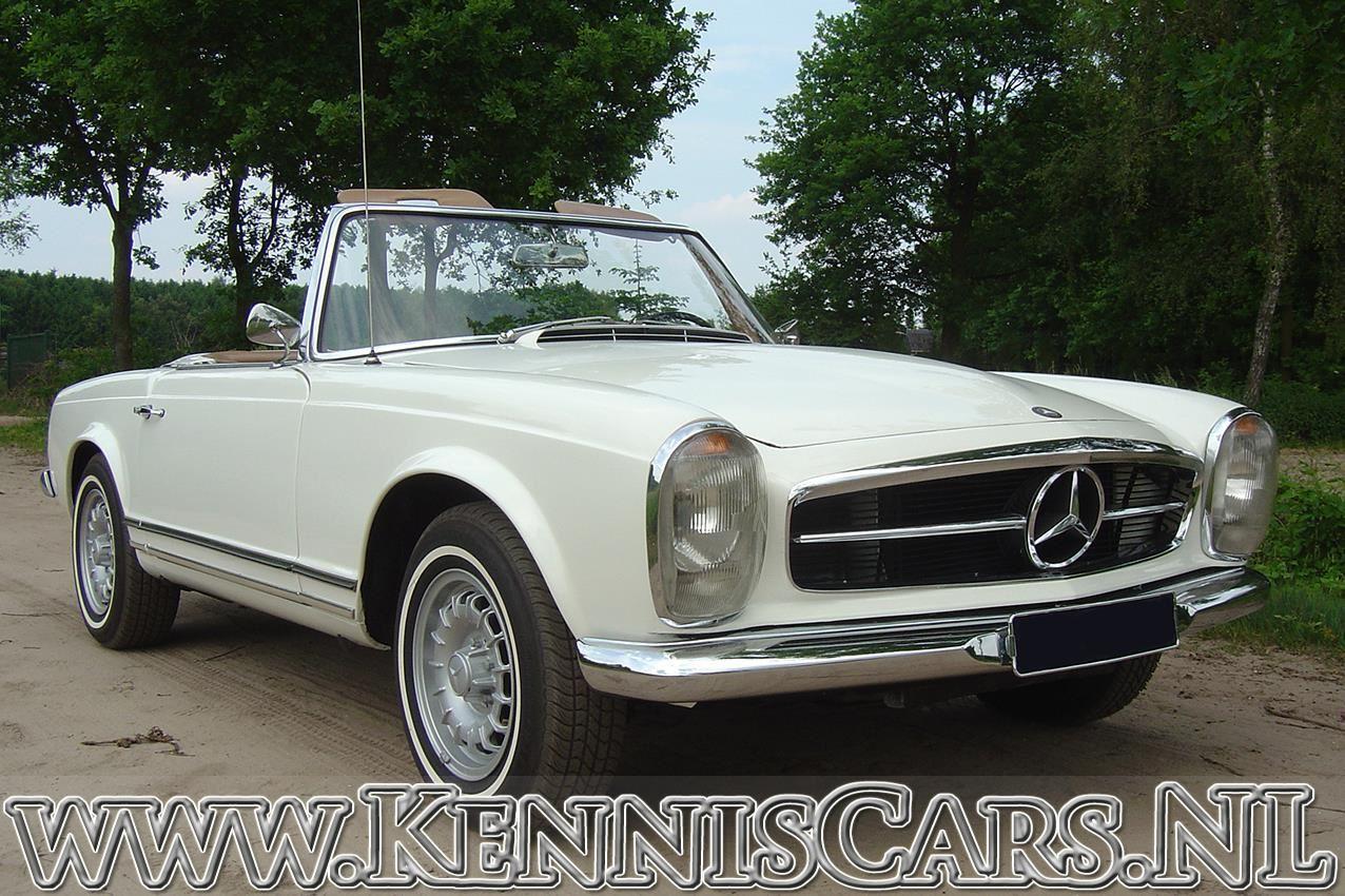 Mercedes-Benz 1964 230 SL Pagode 113 occasion - KennisCars.nl
