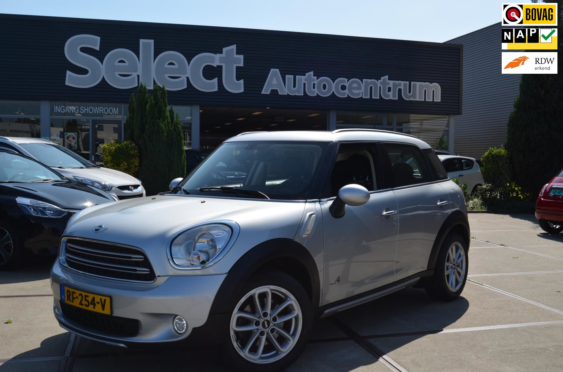 Mini Mini Countryman occasion - Select Autocentrum