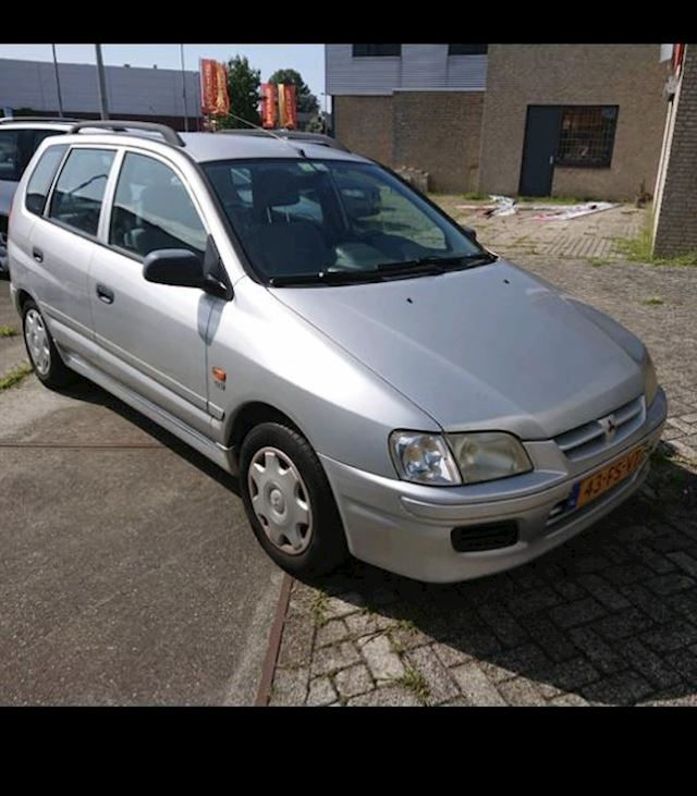 Mitsubishi Space Star 1.8 GDI GL Limited Edition EXPORT