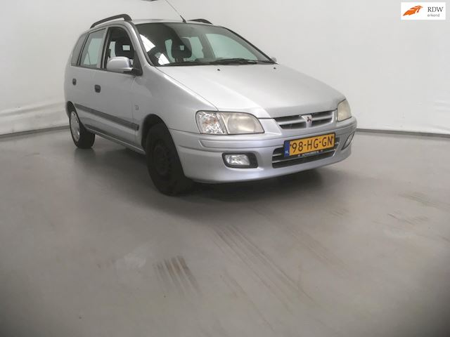 Mitsubishi Space Star 1.6 Diamond / Airco / Radio-CD / ELekt. Ramen / Trekhaak