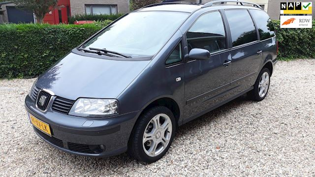 Seat Alhambra 2.0 Reference 7 persoons