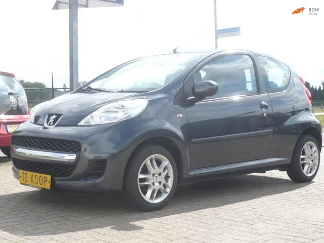 Peugeot 107 occasion - Luyten Auto's