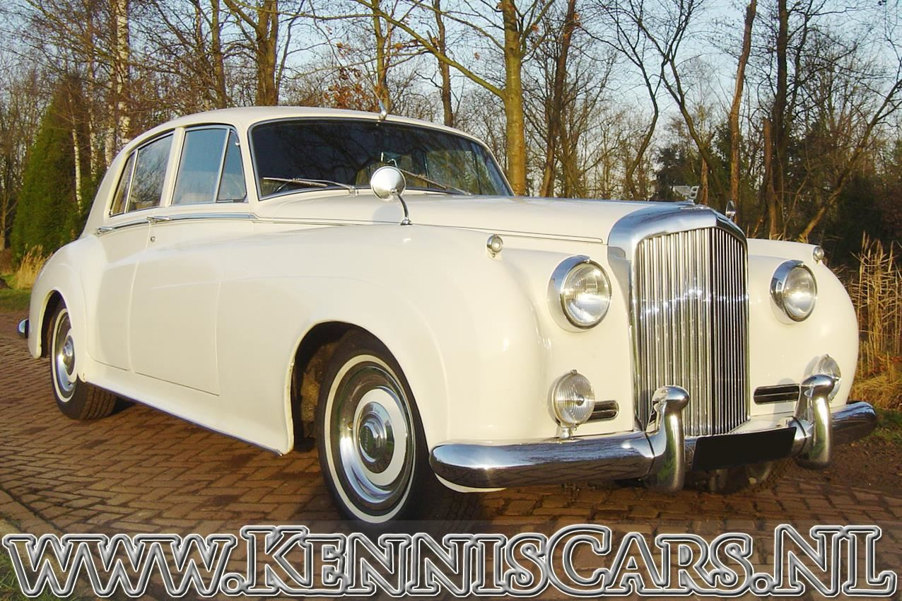 Bentley 1957 S1 occasion - KennisCars.nl