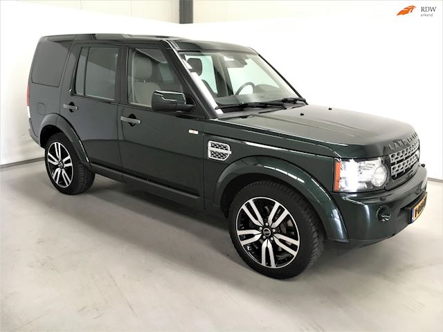 Land Rover Discovery 3.0 SDV6 SE / MARGE / Stoelv. / Grijs kent. / Autom.