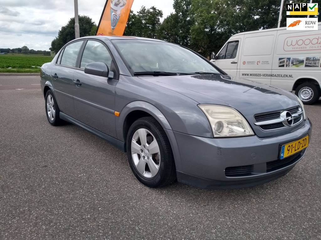 Opel Vectra occasion - Visser Automotive Heerle