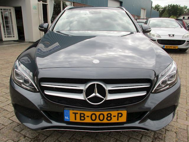 Mercedes-Benz C-klasse Estate 220 CDI Prestige AUT VOL OPTIES !