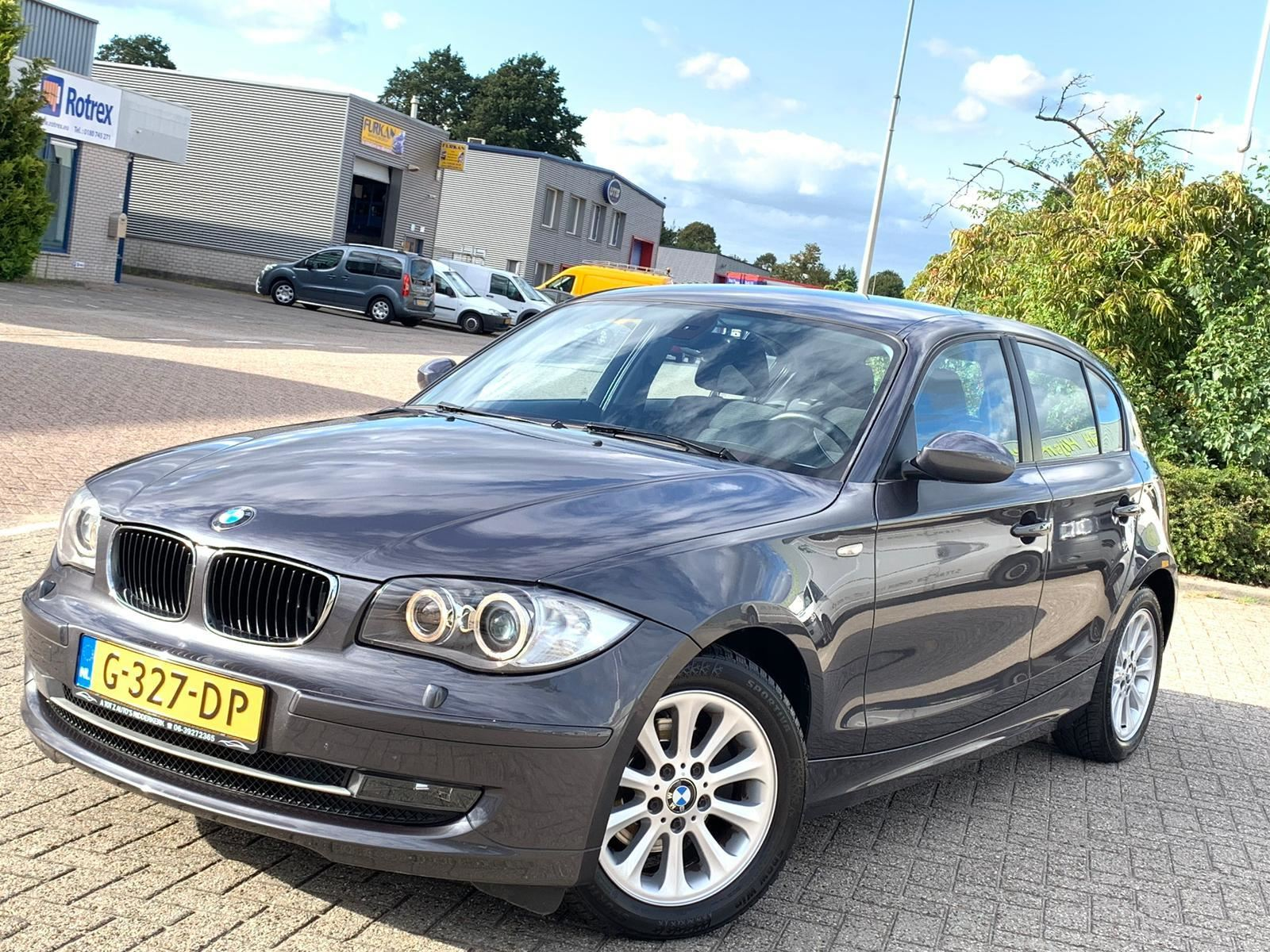 BMW 1-Serie Business occasion - A tot Z Auto's