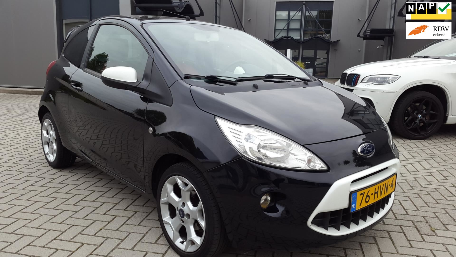 Ford Ka occasion - Weerterveld Auto's