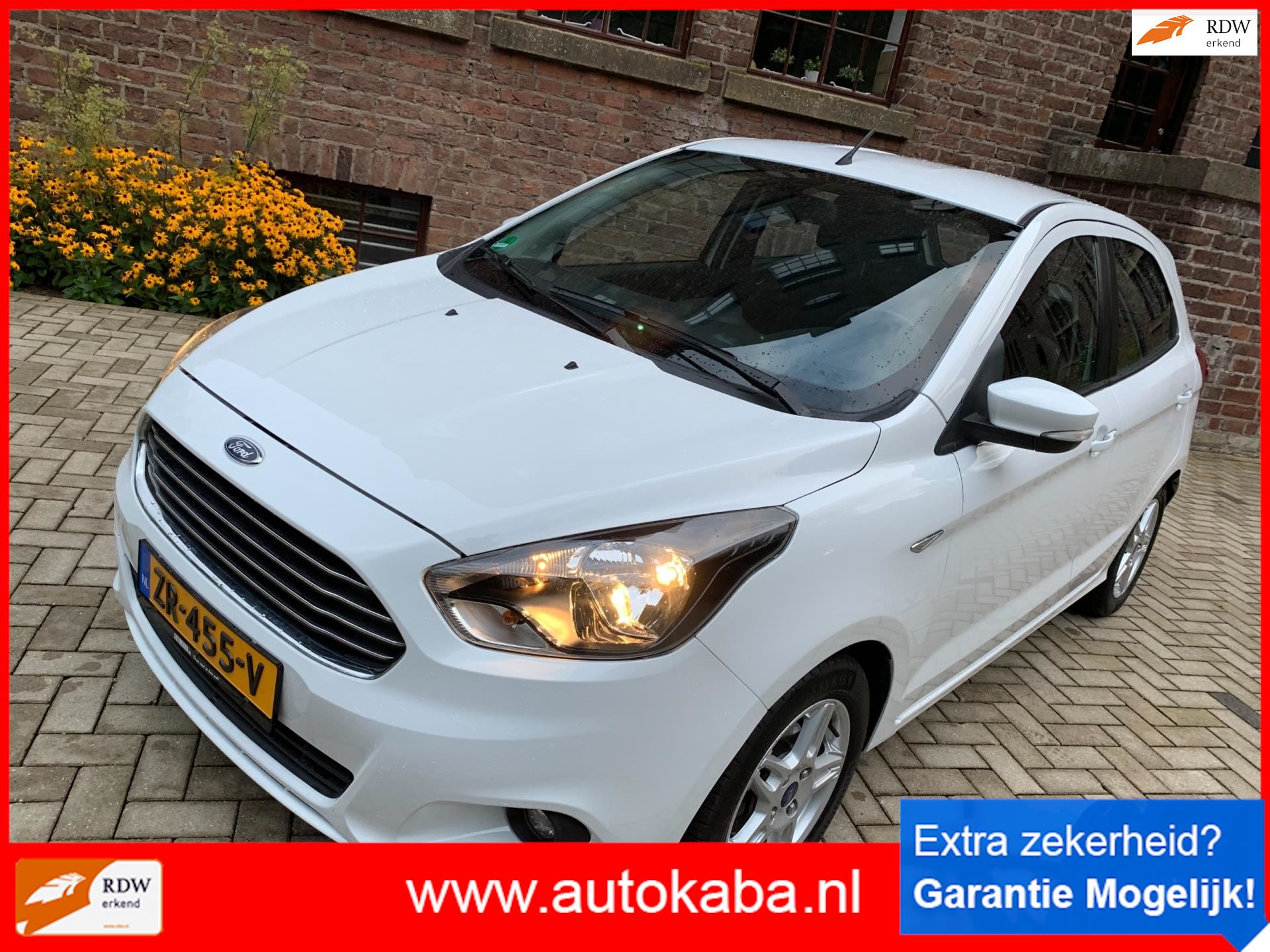 Ford Ka occasion - Autokaba Enschede