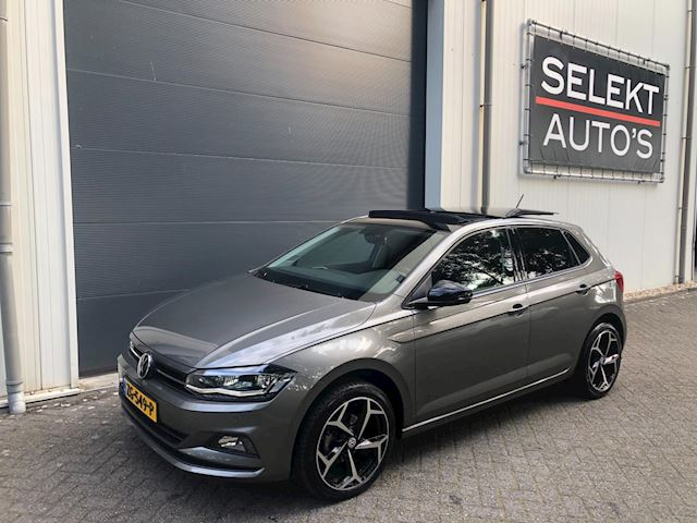 Volkswagen Polo 1.0 TSI Highline Panoramadak/Led/DSG/PDC/Navigatie/MF Stuur/17 Inch R-Line/Climate Control/Apk 09-2022