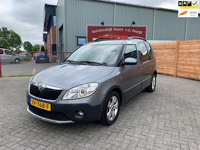 Skoda Roomster 1.2 Ambition 1e Eig. 27.263km Panorama Climate Control