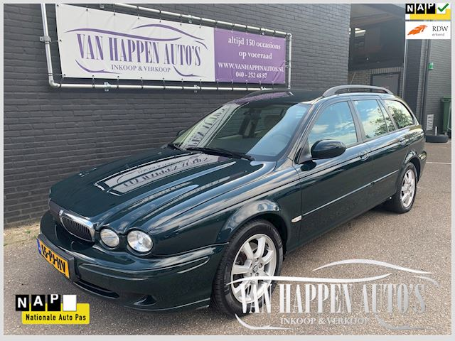 Jaguar X-type Estate 2.0 D apk 9-2020