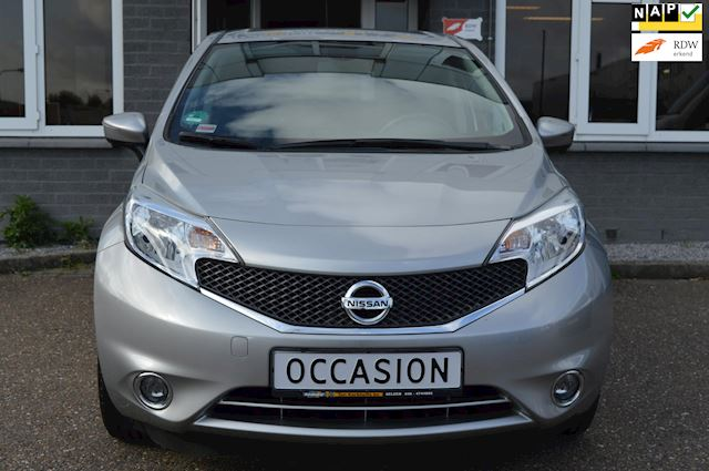 Nissan Note 1.2 DIG-S Connect Edition Navi,Cruise,Garantie,Rijklaar