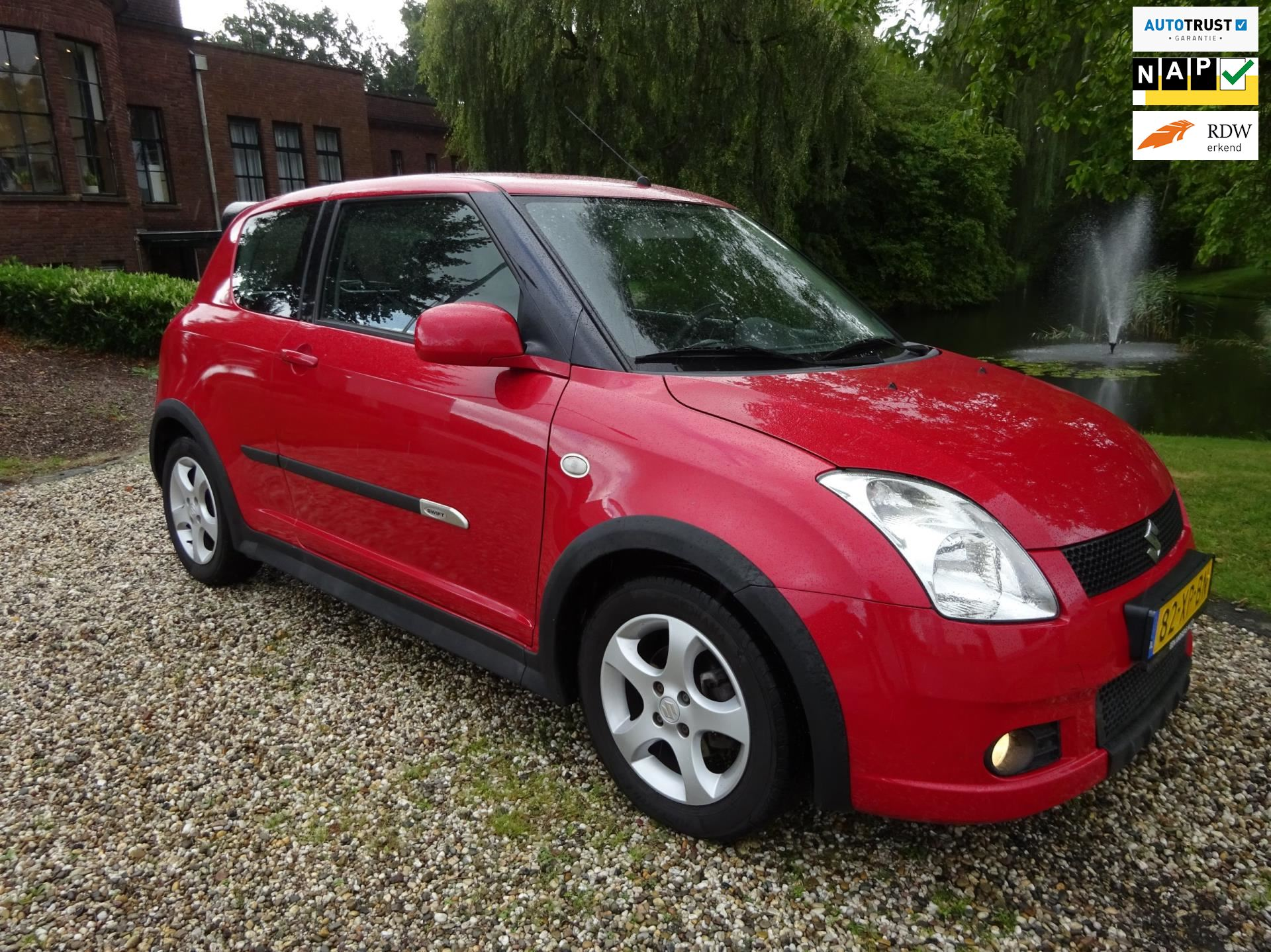 Suzuki Swift occasion - Andreas Auto's