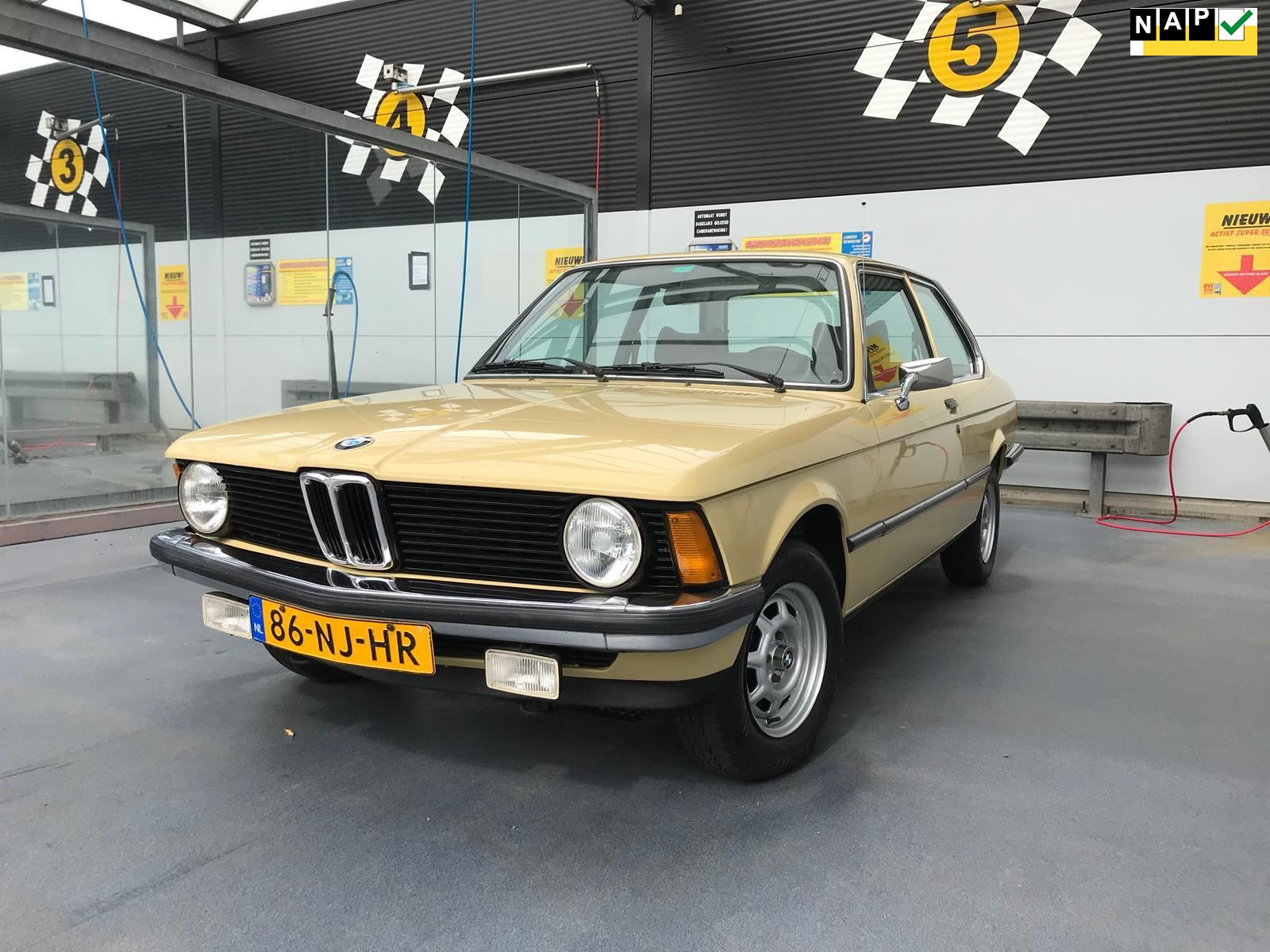 BMW 318 AUTOMATIC occasion - Pitstop Car Trading
