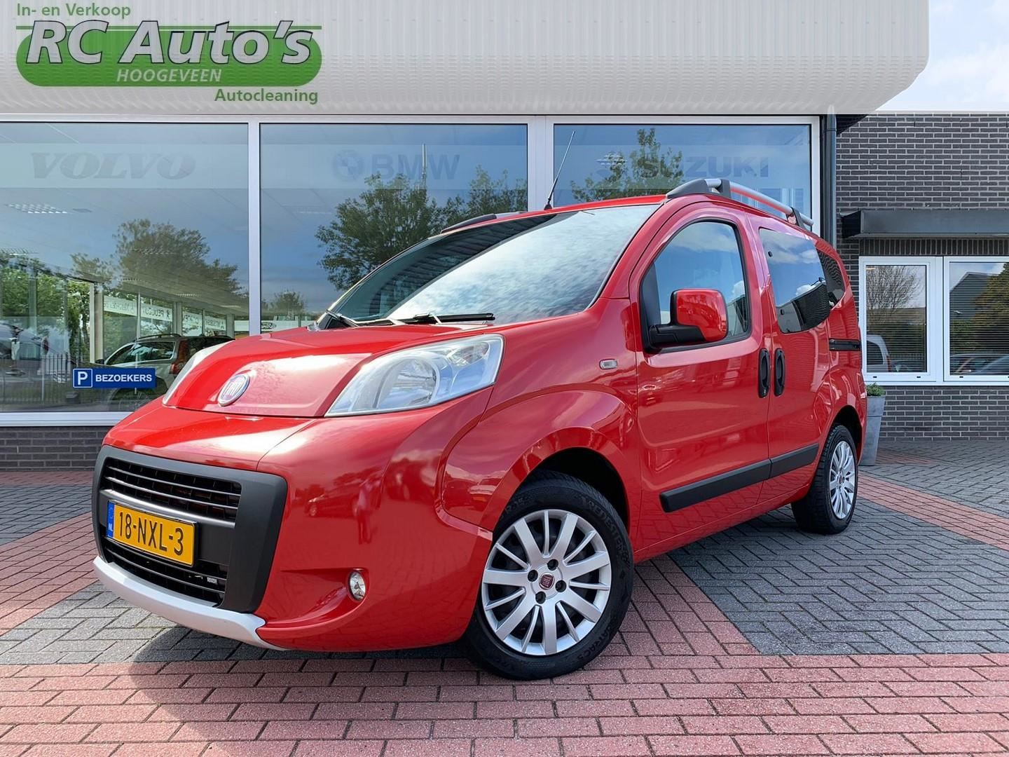 Fiat Qubo occasion - RC Auto's Hoogeveen