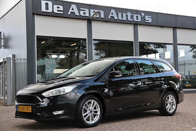 Ford Focus Wagon 1.5 Automaat Navi Cruise