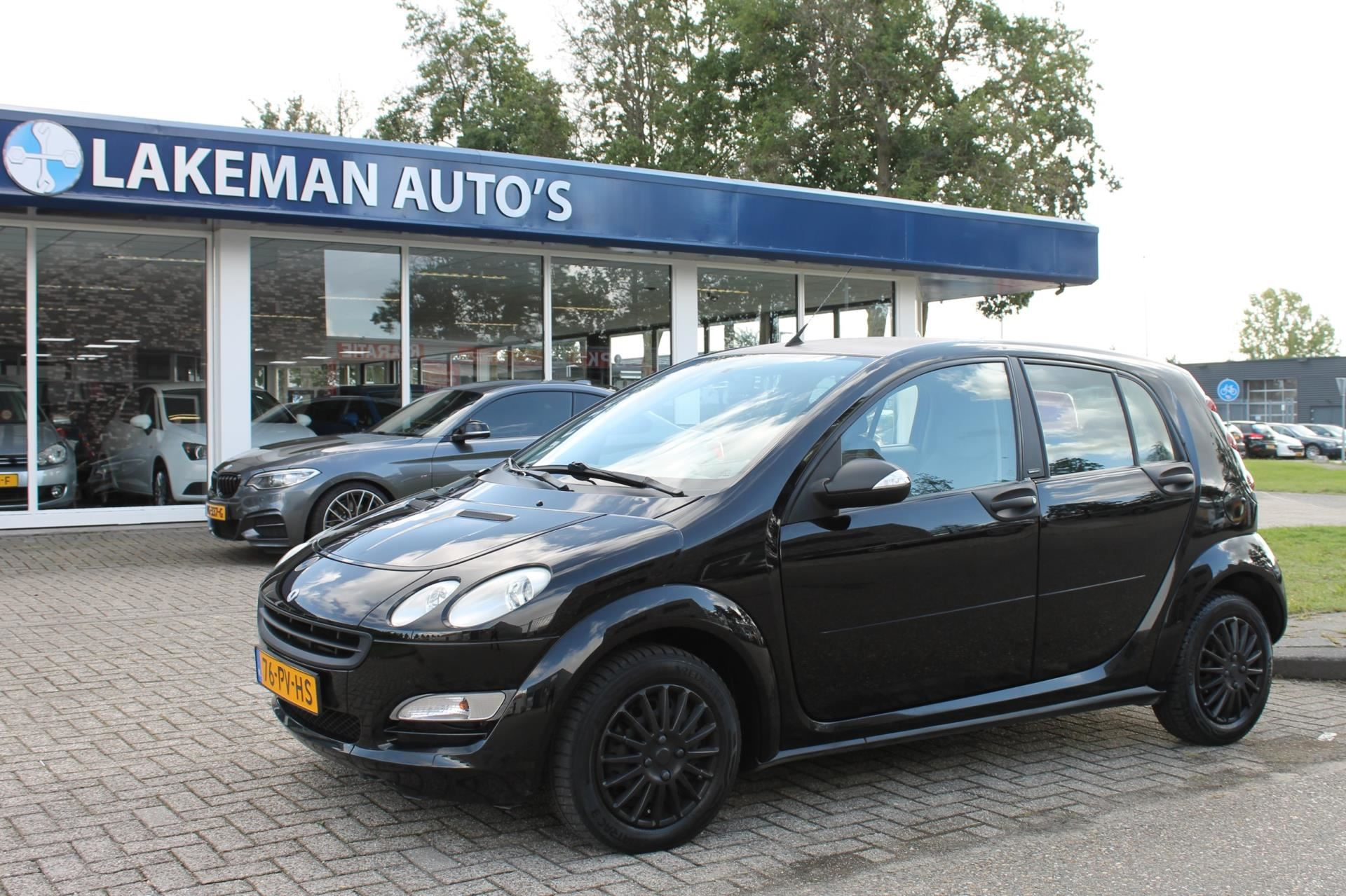 Smart Forfour occasion - Lakeman auto's Almere B.V.
