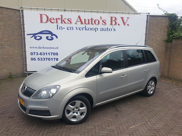 Opel Zafira 2.2 Executive Panoramadak