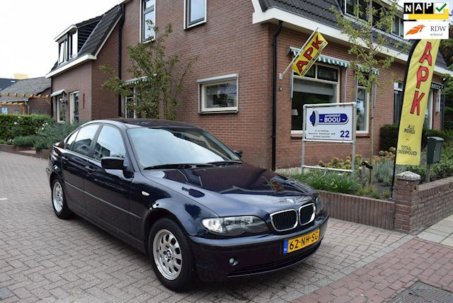 BMW 3-serie 316i Executive AIRCO/CRUISE/PDC/TREKHAAK/