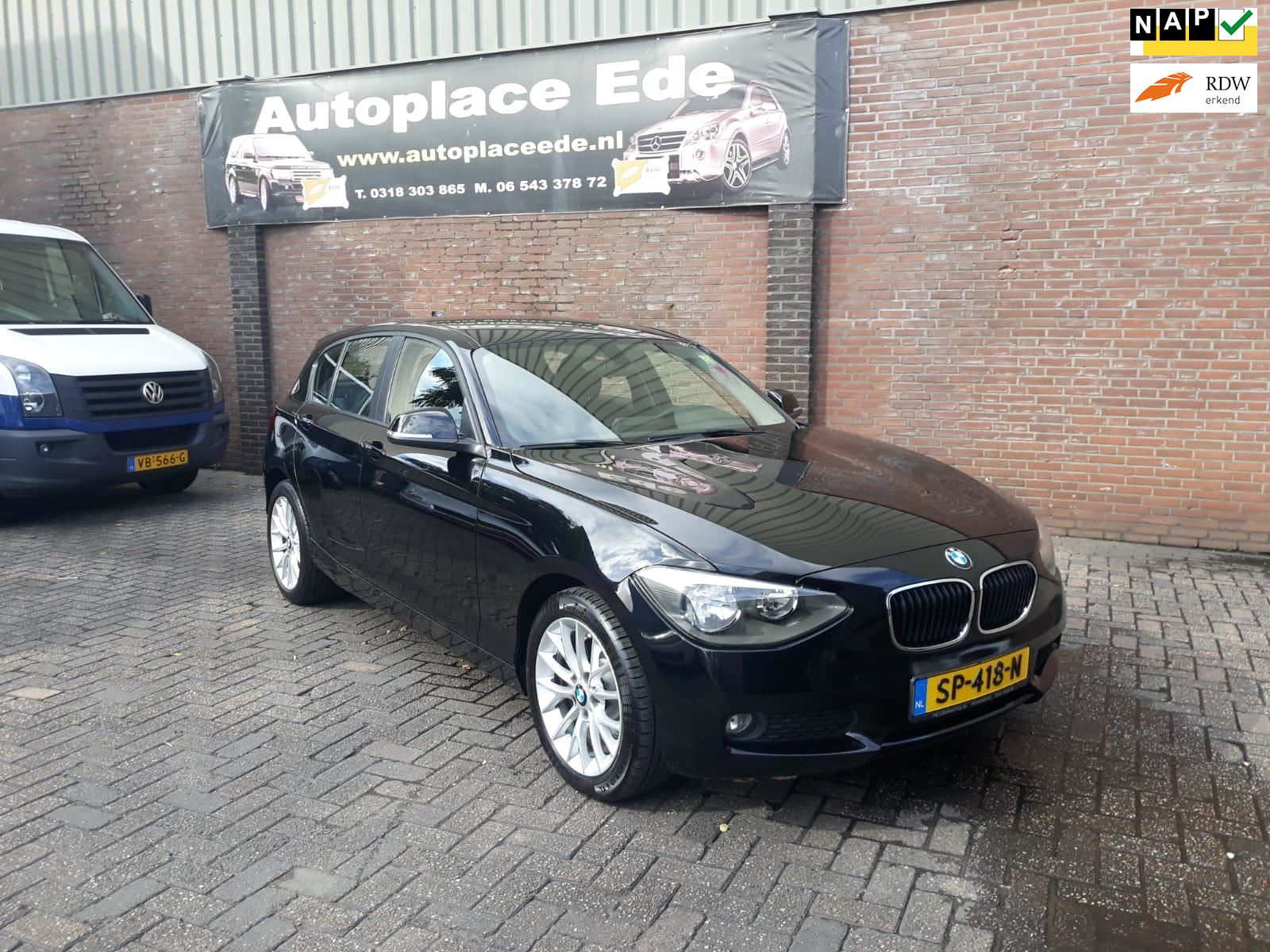 BMW 1-serie occasion - autoplaceede