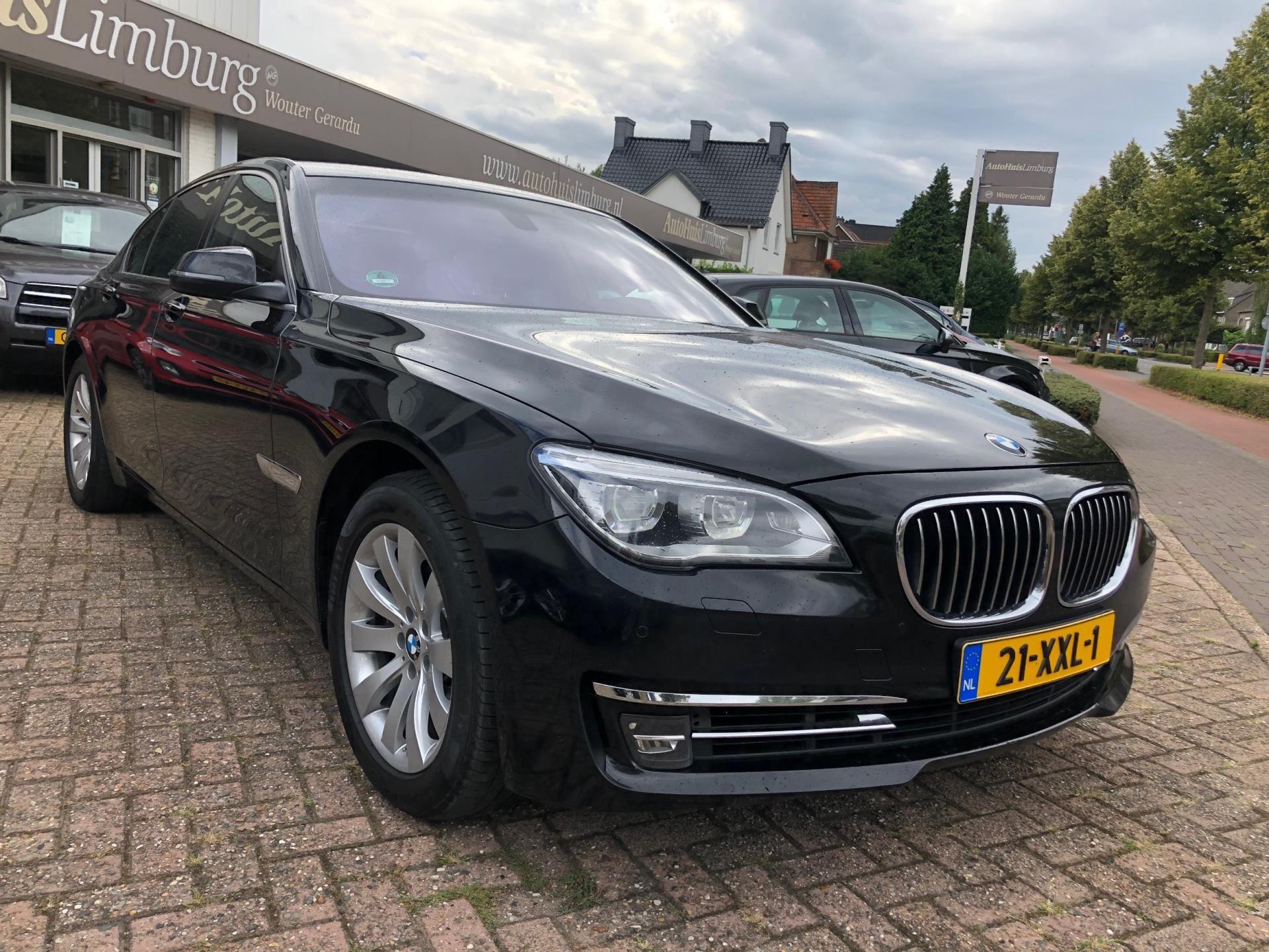 BMW 7-serie occasion - AutoHuisLimburg