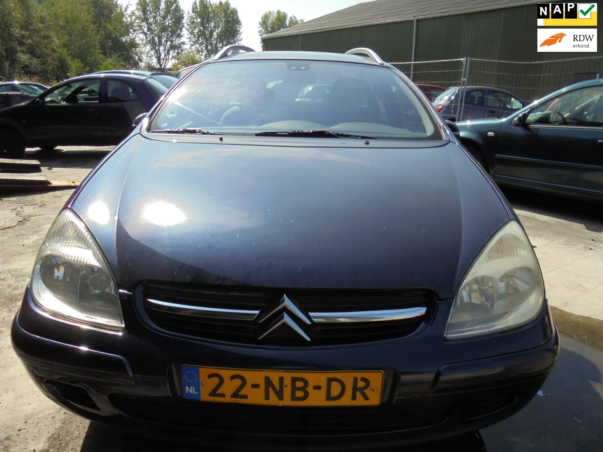 Citroen C5 Break occasion - Buhne Auto's