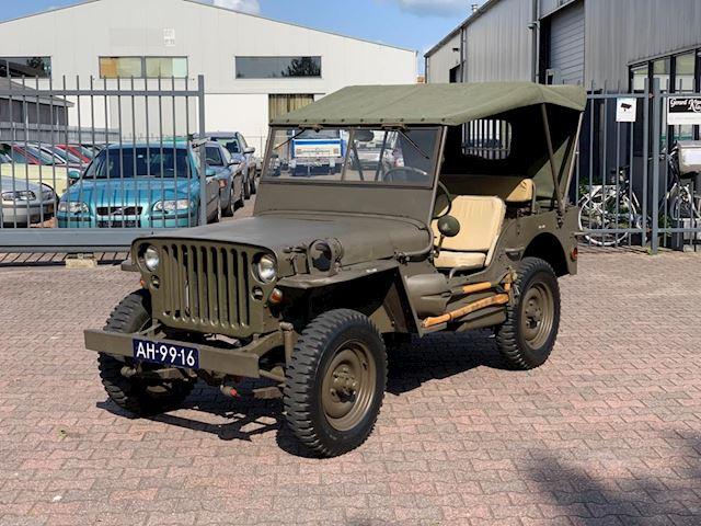hotchkiss M 201 24V Zeer Origineel! Willys