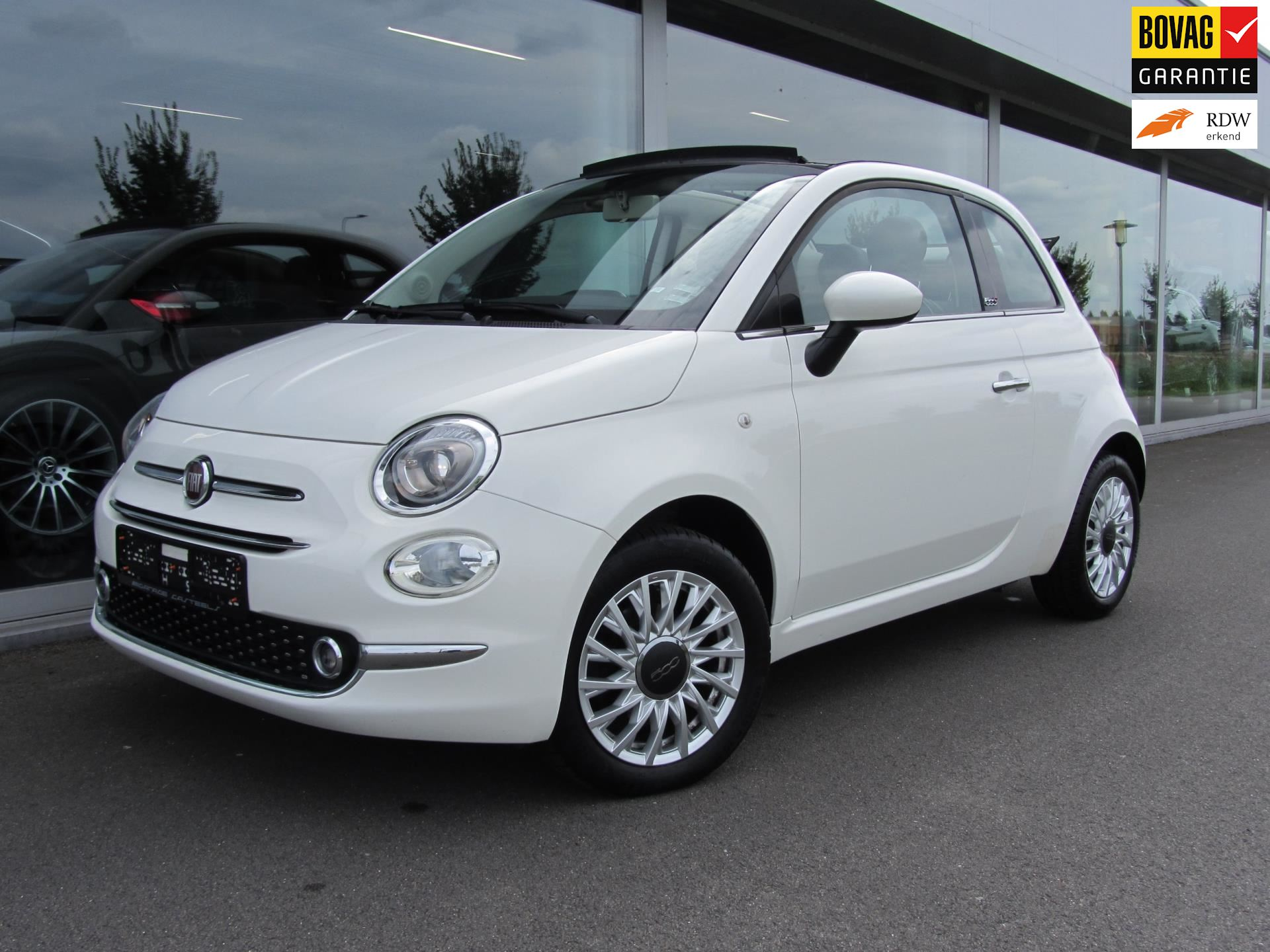 Fiat 500 C occasion - Garage Casteels