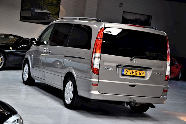 Mercedes-Benz Viano 2.2 CDI DC Ambiente Lang Aut.*Topstaat*Navi|Leder|MARGE|Cruise- Control|1e Eig|Org.NL