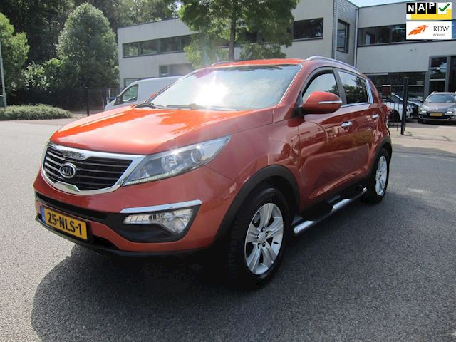 Kia Sportage 2.0 X-ecutive Plus Pack NAVI CAMERA DEALER ONDERHOUDEN ORG. NL!!