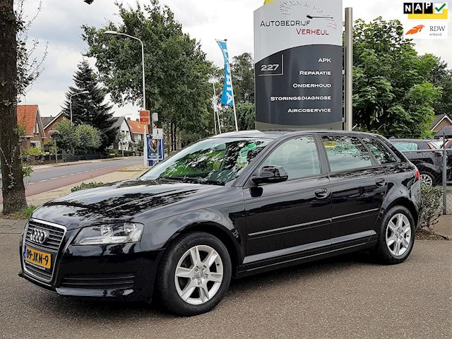 Audi A3 Sportback 1.4 TFSI Attraction Pro Line Business Automaat Navi 5 Drs Dealerauto Boekjes Nap