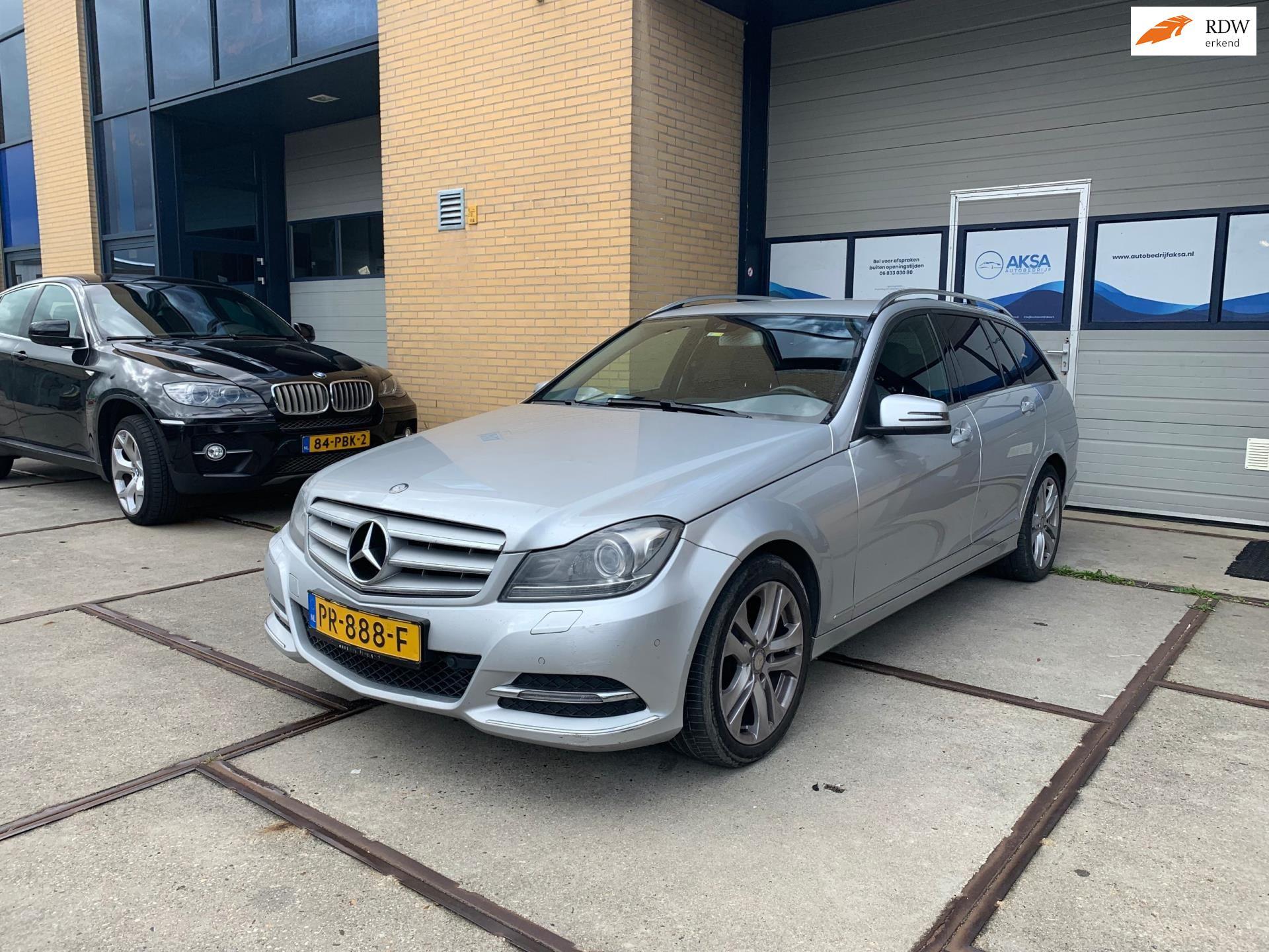 Mercedes-Benz C-klasse Estate occasion - Autobedrijf Aksa