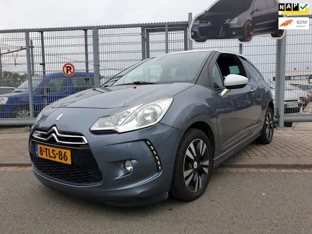 Citroen DS3 occasion - Van Wanrooy Auto's
