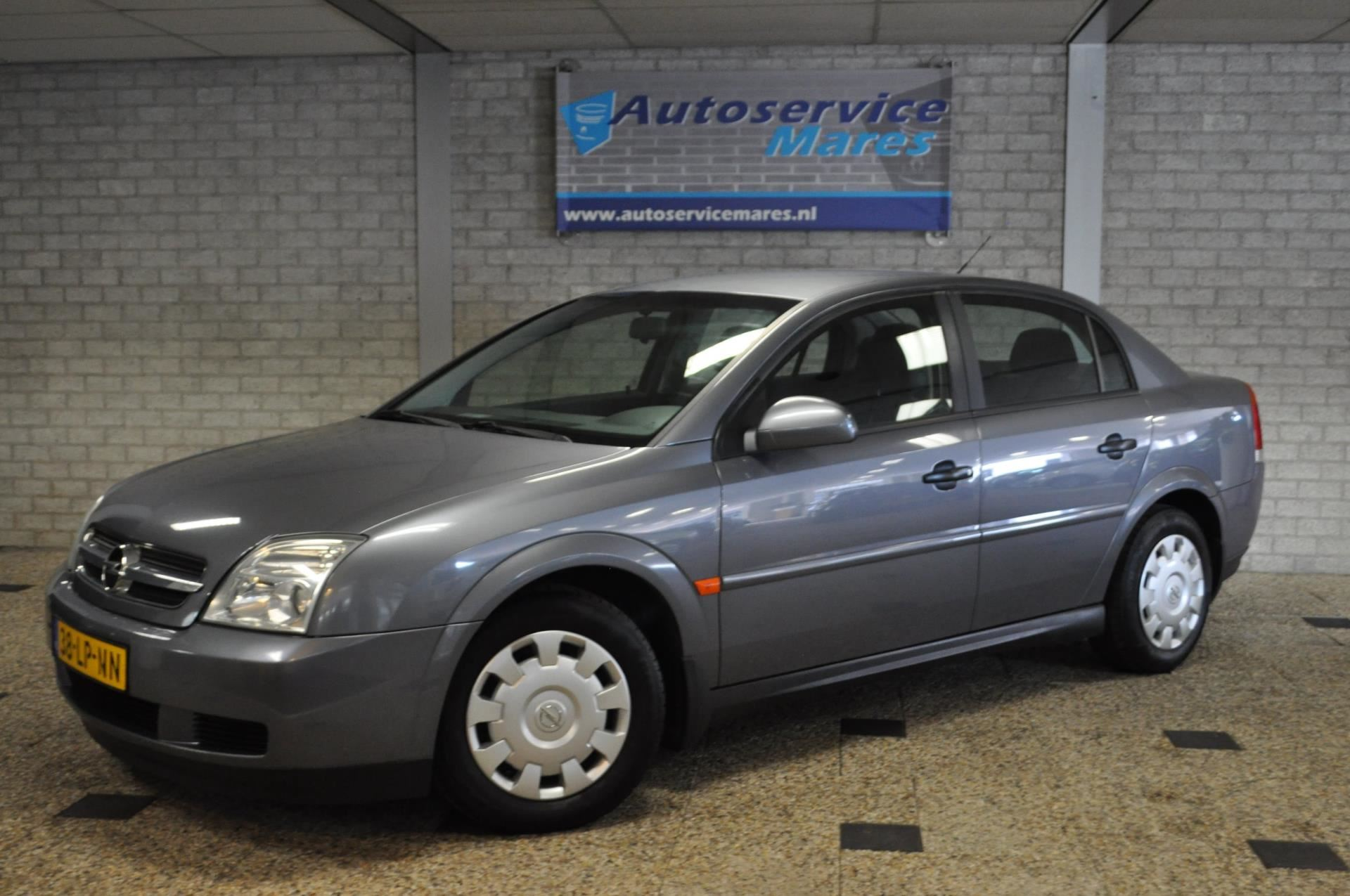 Opel Vectra occasion - Autoservice Mares