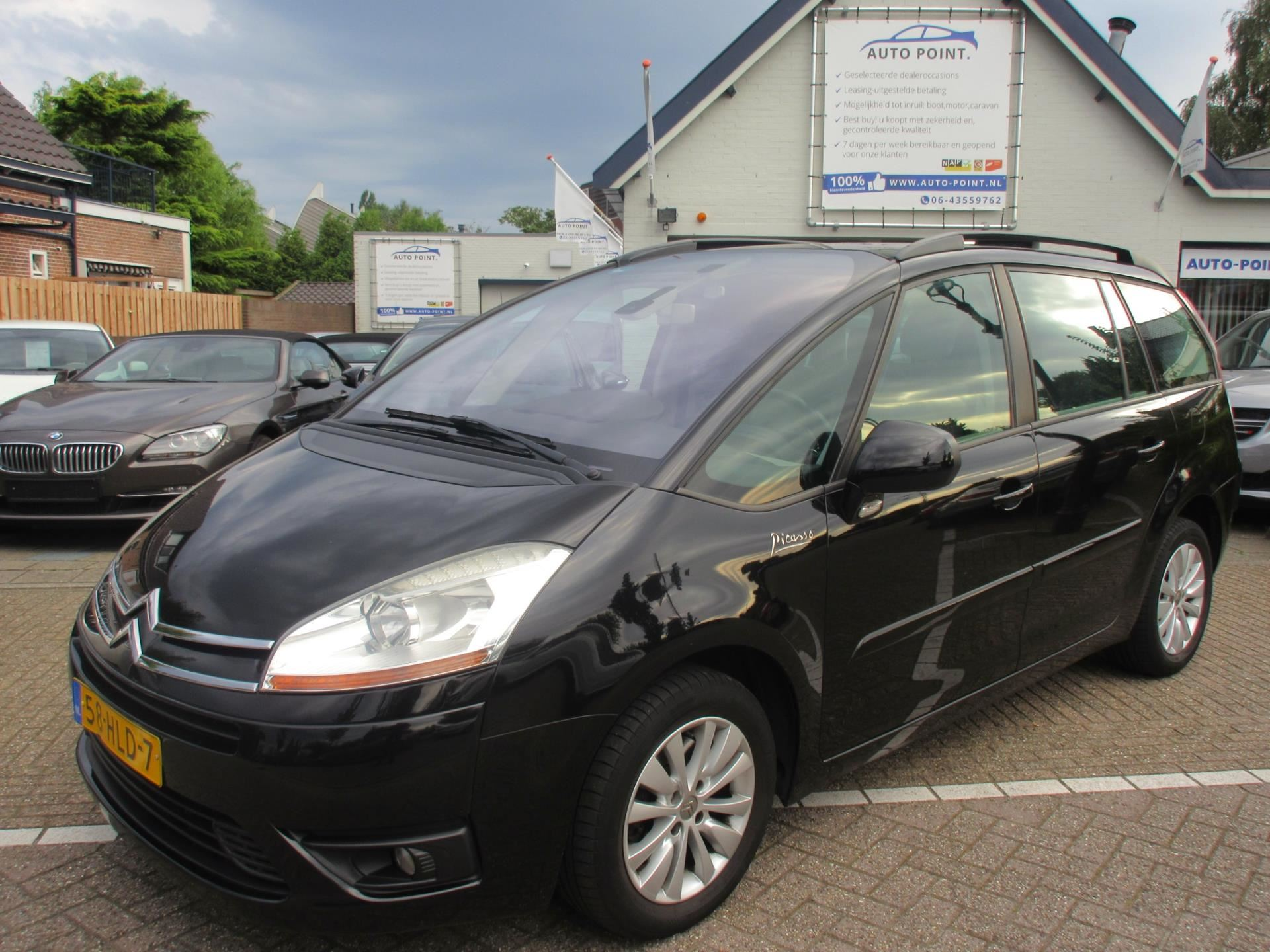 Citroen Grand C4 Picasso occasion - Auto Point