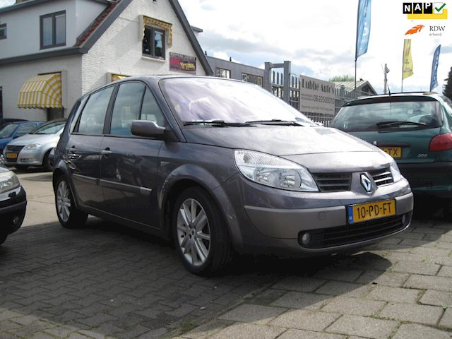 Renault Scnic 2.0-16V Privilge Luxe autom airco nap apk