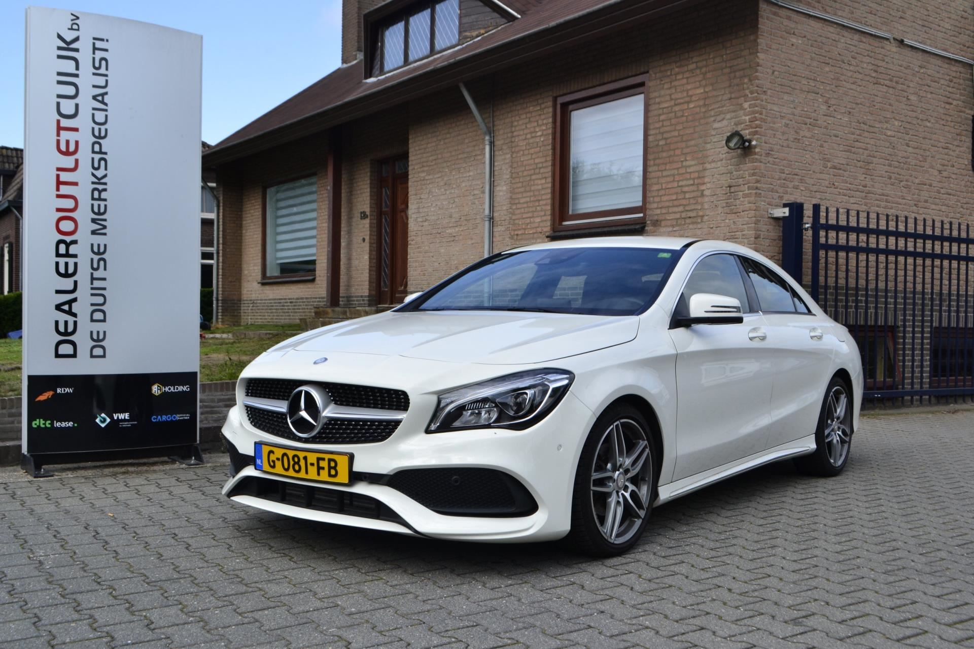 Mercedes-Benz CLA-klasse occasion - Dealer Outlet Cuijk b.v.