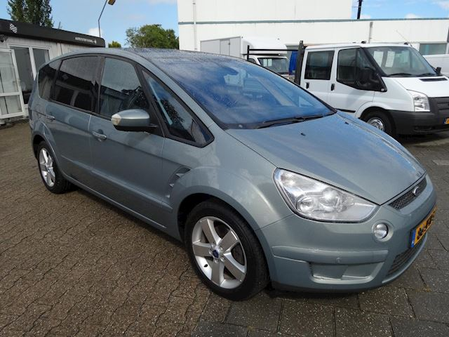 Ford S-Max occasion - Handelsonderneming M.A.C.
