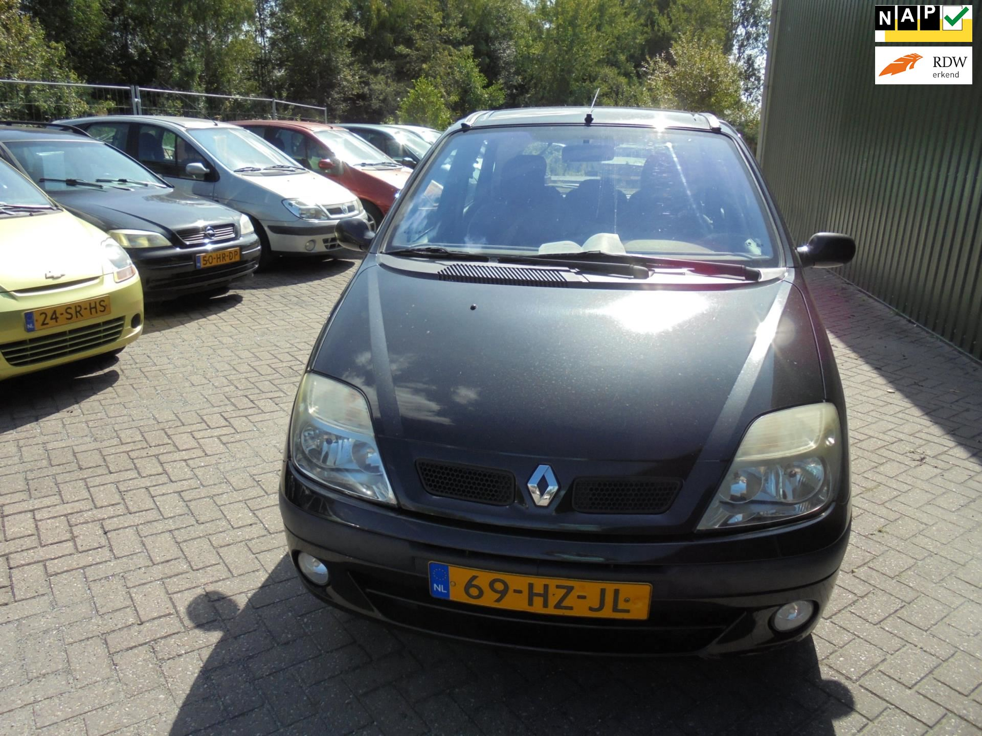 Renault Scénic occasion - Buhne Auto's